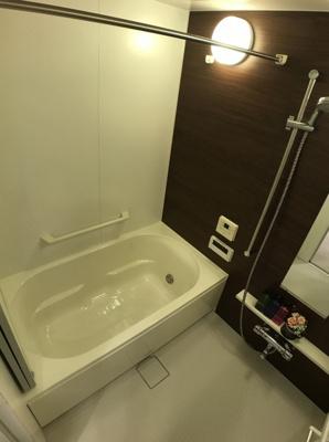 【浴室】エスリード弁天町セミリア