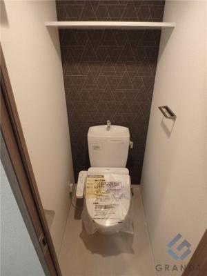 【トイレ】エスリード中之島クロスゲート