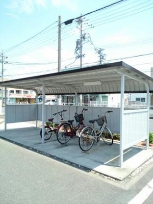 【その他共用部分】ラフレシール三島