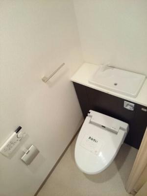 【トイレ】ラフレシール三島