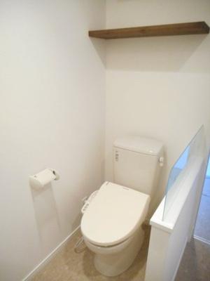 【トイレ】グラシアス