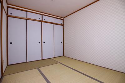【寝室】山本マンション