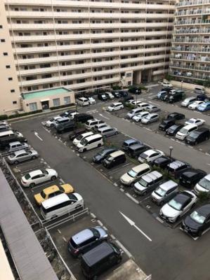 【駐車場】関目グリーンハイツB棟