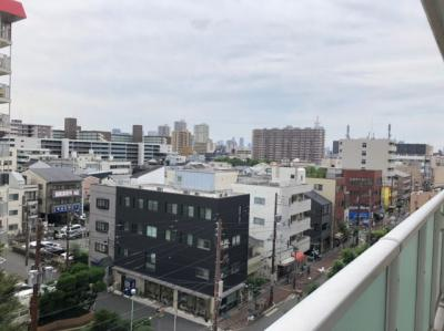 【展望】関目グリーンハイツB棟