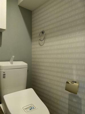 【トイレ】ベル・アーバニティ上町台