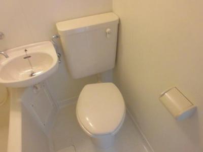 【トイレ】ラ・フェスタ白金