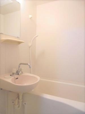 【浴室】スカイコート市ヶ谷第5