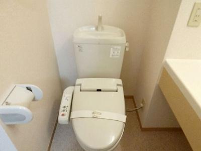 【トイレ】ロイヤルシャンティⅡ