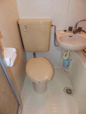 【トイレ】ジュネス井土ヶ谷