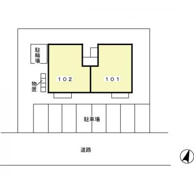 【区画図】パーク ヴュー