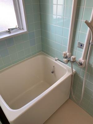 【浴室】三洋コーポ