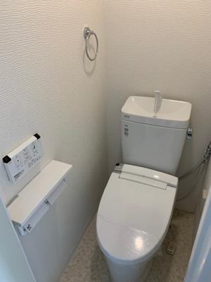 【トイレ】三洋コーポ