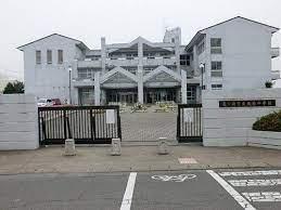 龍ケ崎市立城南中学校