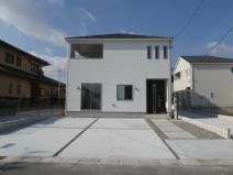 高浜市神明町第4新築分譲住宅 12月末 完成 19号棟の画像