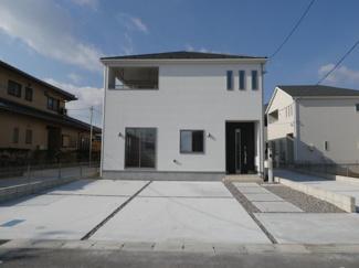 高浜市神明町第4新築分譲住宅19号棟写真です。2021年9月撮影