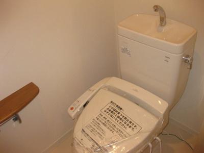 【トイレ】Southグランドメゾン三国ヶ丘
