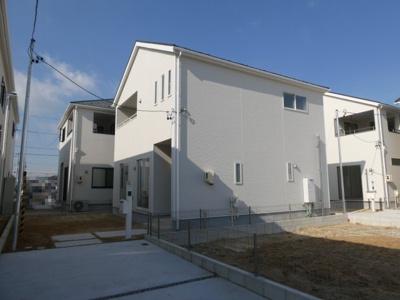 高浜市神明町第4新築分譲住宅18号棟写真です。