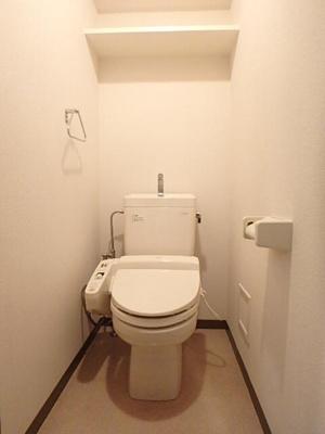 【トイレ】ガラ・ステージ目黒