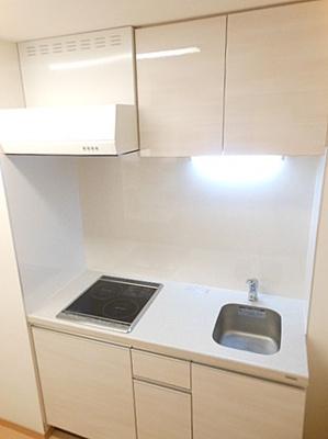 【キッチン】グリーンハウス八丁堀