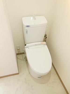 【トイレ】グリーンハウス八丁堀