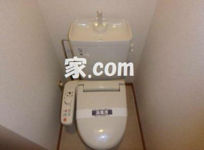 【トイレ】ザ・ハウス中野坂上