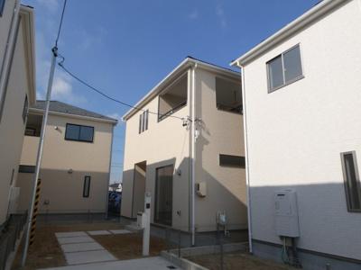 高浜市神明町第4新築分譲住宅14号棟写真です