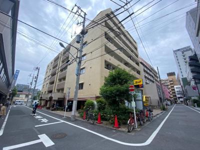 【外観】デュオスカーラ新宿