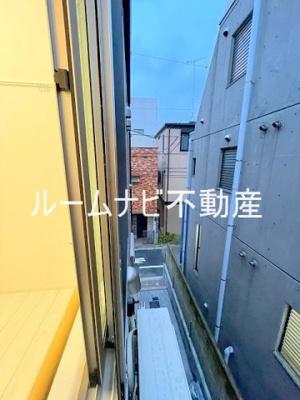 【バルコニー】ハーモニーテラス西ヶ原Ⅲ