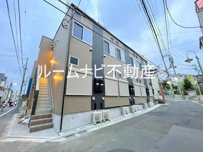 【外観】ハーモニーテラス西ヶ原Ⅲ