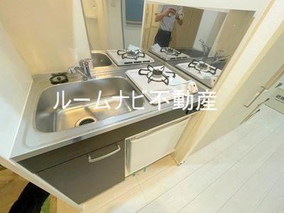 【キッチン】ハーモニーテラス西ヶ原Ⅲ