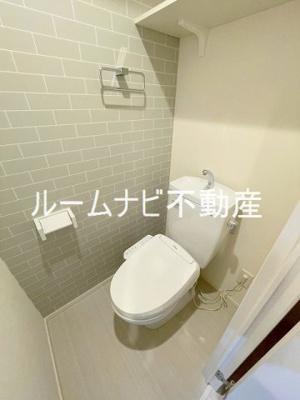 【トイレ】ハーモニーテラス西ヶ原Ⅲ
