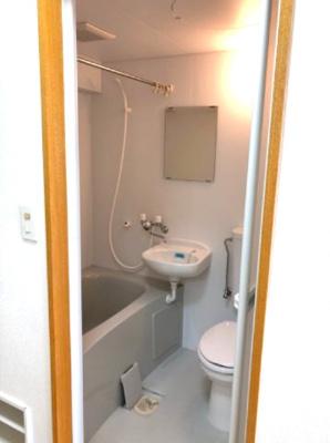 【浴室】コーポしまぶく