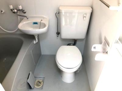 【トイレ】コーポしまぶく