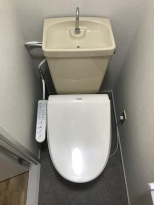 【トイレ】パルナス