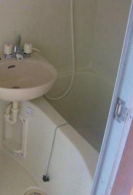 【浴室】ライフピア目白台2