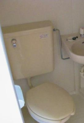 【トイレ】ライフピア目白台2