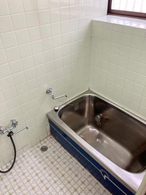 【浴室】前原西戸建