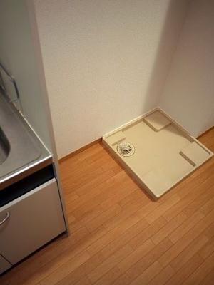 【設備】ウッドベル三軒茶屋 礼金0 バストイレ別 南向き 駐輪場