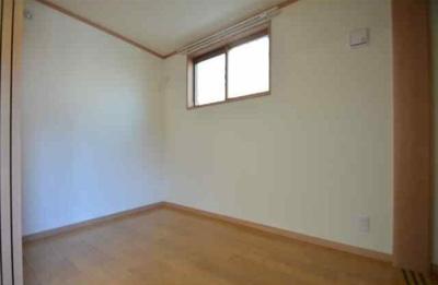 3帖の洋室。