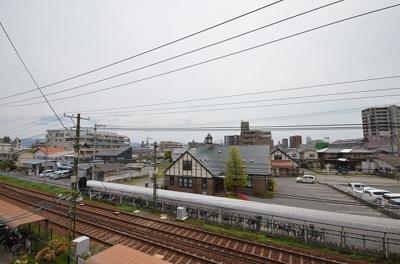 【展望】ロードポーネグリフ(旧エステート19古江東)