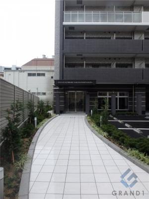【エントランス】エスリード京橋桜ノ宮公園