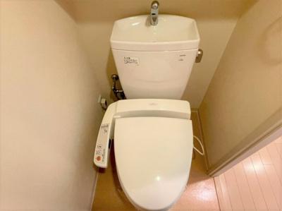 【トイレ】KDXレジデンス難波南