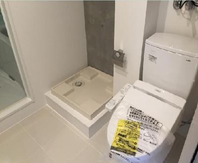 【設備】EXAM若林 築浅 浴室乾燥機 デザイナーズ オートロック