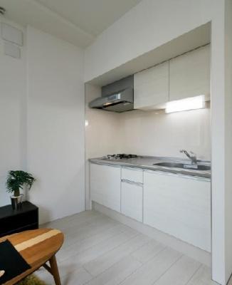 【キッチン】EXAM若林 築浅 浴室乾燥機 デザイナーズ オートロック