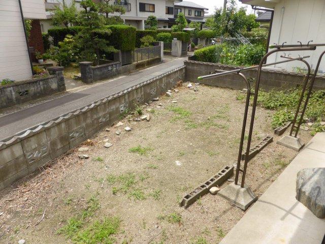 【庭】湯田温泉 一戸建て