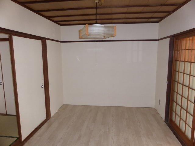 【寝室】湯田温泉 一戸建て