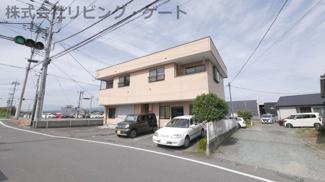 人気の昭和町。生活の利便性が高い立地。