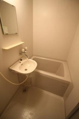 【浴室】毛利ハイツ