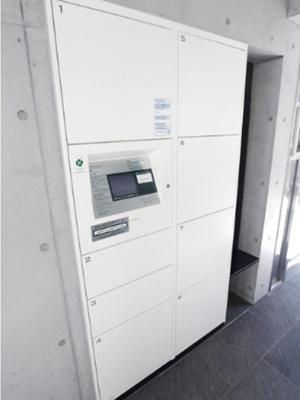 【設備】三軒茶屋HiLLz ネット無料 独立洗面台 オートロック 宅配BOX