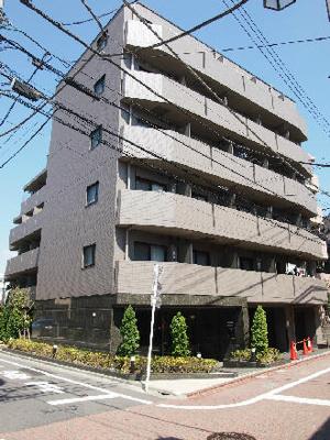 【外観】ルーブル東蒲田参番館